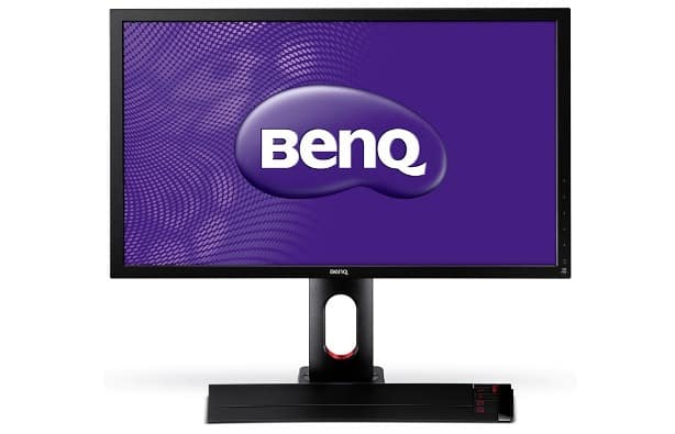 BenQ XL2420T from the front (picture: BenQ)